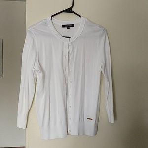 BOGO FREE NWOT white cardigan